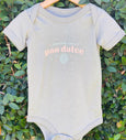 Sweeter Than Pan Dulce- Stone Color [Onesie]