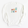 MUÑECA KID'S CREW NECK SWEATSHIRT