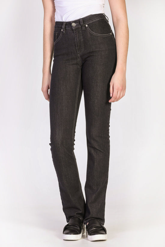 Jeans jambe droite extensible Helen