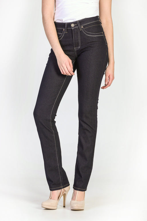 Jeans jambe droite extensible Emily