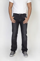 Jeans jambe droite extensible William