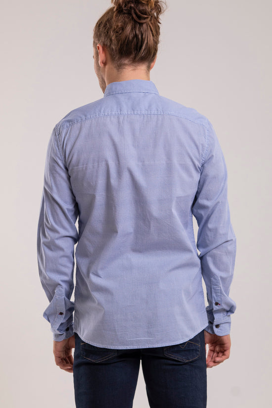 Chemise micromotif