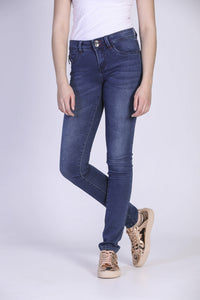 Jeans skinny extensible Mia