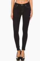 Skinny taille moyenne stretch