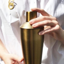 Load image into Gallery viewer, Gold 24 Oz. Cocktail Shaker