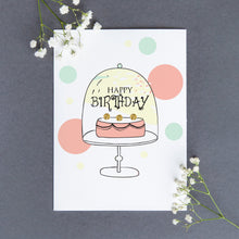 Load image into Gallery viewer, Birthday Cake Stand