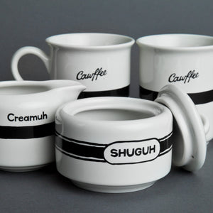 Brooklyn Coffee Set