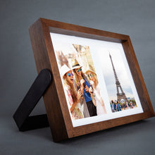 Load image into Gallery viewer, Axis Multi Aged Walnut Frame