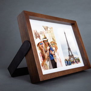 Axis Multi Aged Walnut Frame