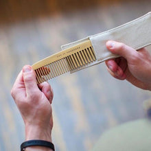 Load image into Gallery viewer, Get it Together Brass Comb
