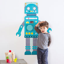 Load image into Gallery viewer, Robot Growth Chart