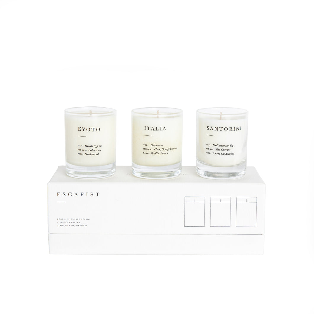 Escapist Votive Set