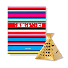 Load image into Gallery viewer, Buenos Nachos Book + Grater