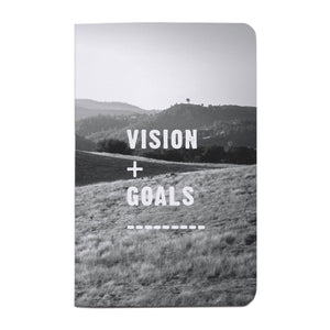 """Vision & Goals"" Notepad"