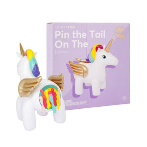 Inflatable Pin The Tail On The Unicorn