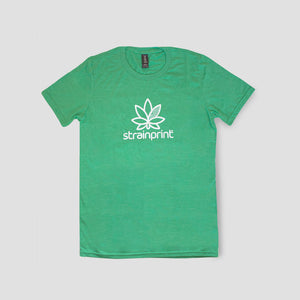 Greem Summer Strainprint Logo T Unisex *Free Shipping*