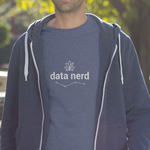 Men's Data Nerd T *Free Shipping*