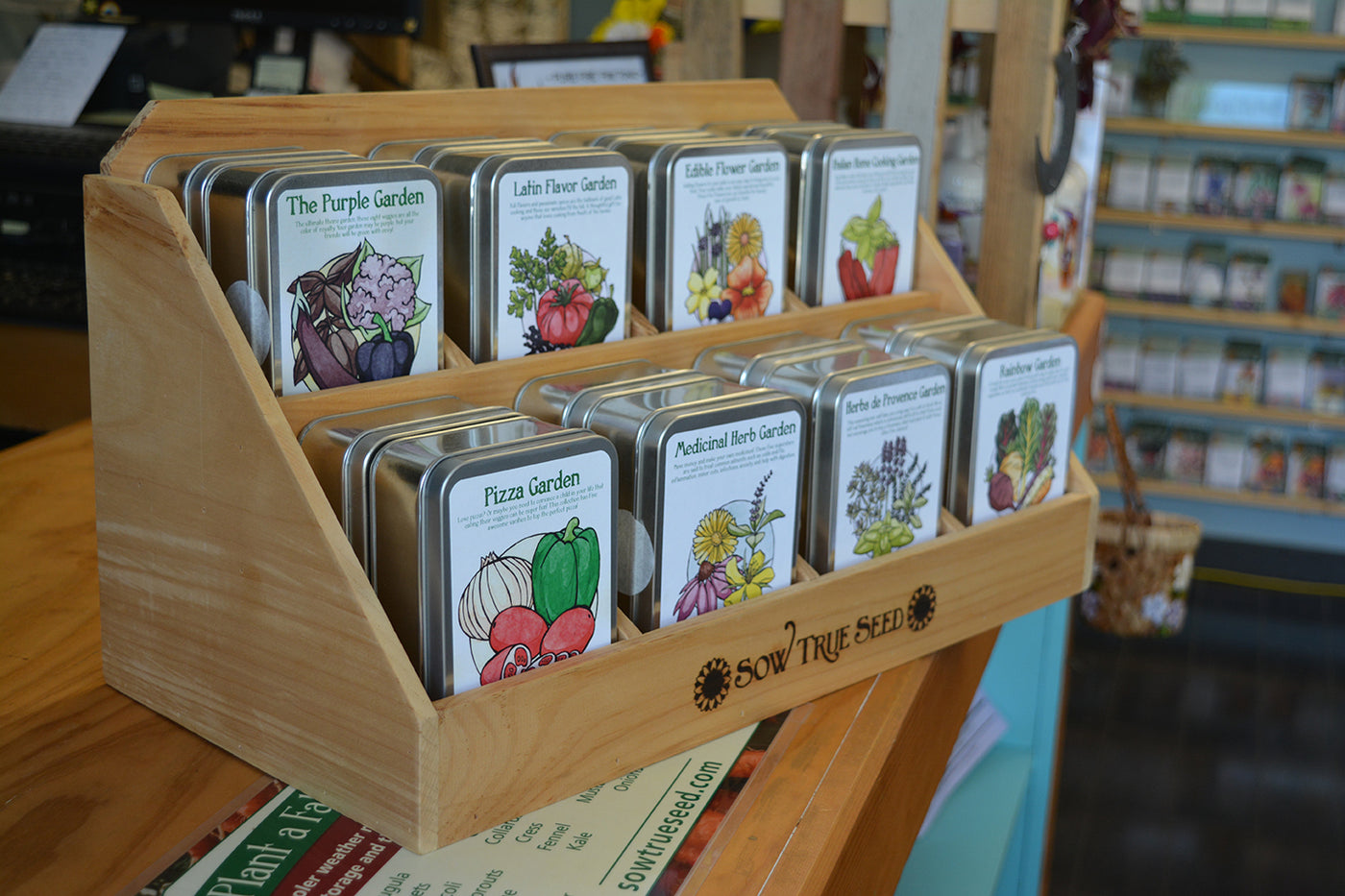 Seed Gift Collections