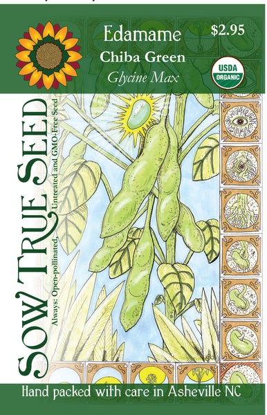 USDA organic, open pollinated, non GMO, heirloom, untreated seed available at Sow True Seed.