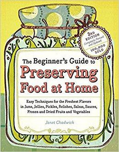 Books - The Beginners Guide to Preserving Food at Home