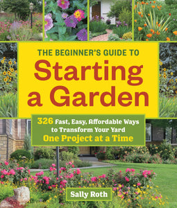 Books - The Beginner's Guide to Starting a Garden