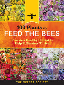 Books - 100 Plants to Feed the Bees