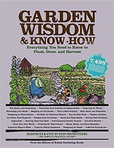 Books - Garden Wisdom and Know-How