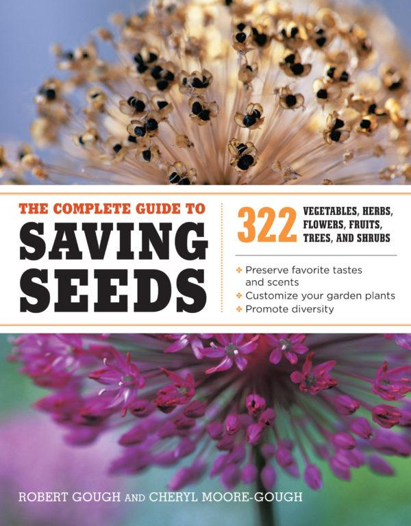 Books - The Complete Guide to Saving Seeds