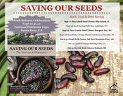 Books - Saving Our Seeds: The Practice & Philosophy - Sow True Seed