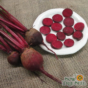 Beet - Detroit Dark Red, ORGANIC - Sow True Seed