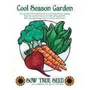 Collections - Cool Season Garden - Sow True Seed