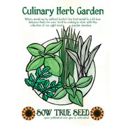 Collections - Culinary Herb Garden - Sow True Seed