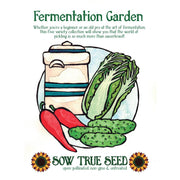 Collections - Fermentation Garden - Sow True Seed