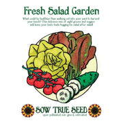 Collections - Fresh Salad Garden - Sow True Seed