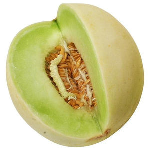 Organic Honeydew Melon seeds- Green fleshed 6 lb. fruits best grown in Southern climates.