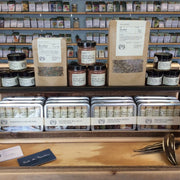 Well Seasoned Table's edible offerings are crafted in Hominy Valley outside of Asheville, NC.