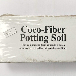 Coco Fiber Potting Soil
