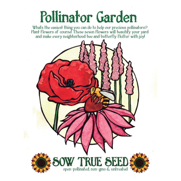 Collections - Pollinator Garden - Sow True Seed