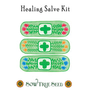 Kit - Make a Healing Salve - Sow True Seed