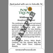 Pre-Designed Template - Stork Birth Announcement - Sow True Seed