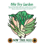 Collections - Stir Fry Garden - Sow True Seed