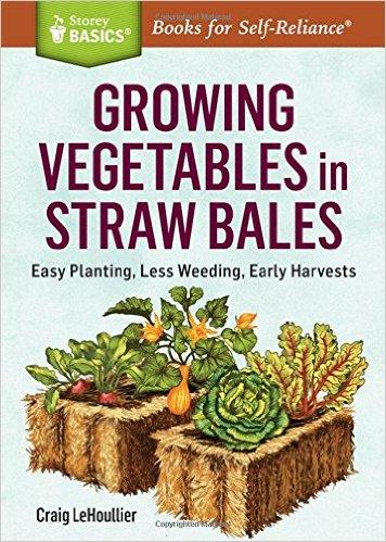 Books - Growing Vegetables in Straw Bales - Sow True Seed
