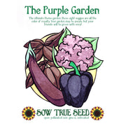 Collections - Purple Garden - Sow True Seed