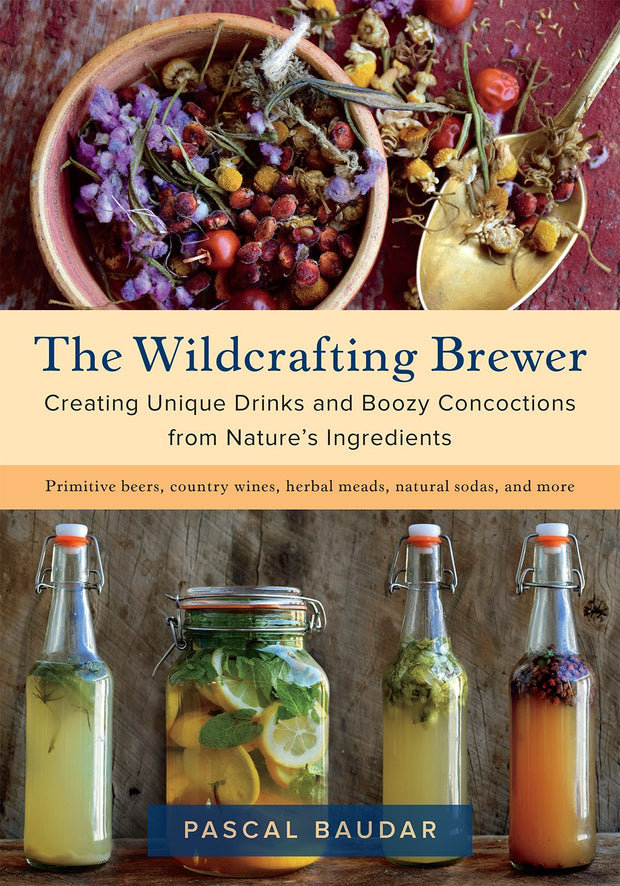 Books - The Wildcrafting Brewer - Sow True Seed