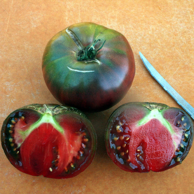 Slicing Tomato - Black From Tula - Sow True Seed
