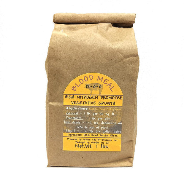 Soil Amendment - Blood Meal, 1 lb - Sow True Seed