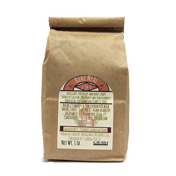 Soil Amendment - Bone Meal 1lb - Sow True Seed