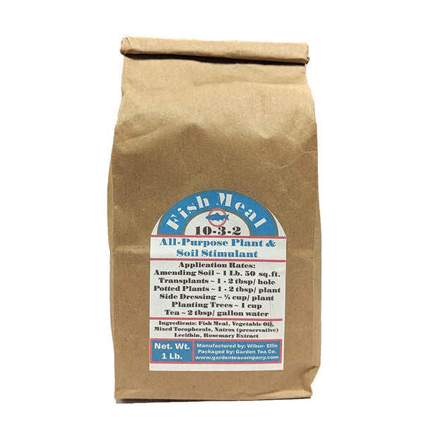 Soil Amendment - Fish Meal, 1 lb - Sow True Seed