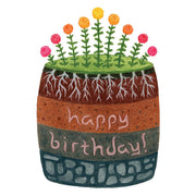 Happy Birthday - Limited Edition Seed Packet