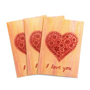 I Love You Heart - Limited Edition Seed Packet - Sow True Seed